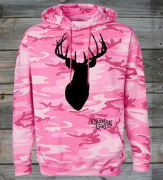 Pink camo.  #Deer #CountryGirl #Camo