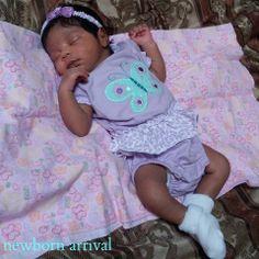 "Ivy Nicole May 2014 4lbs 2.5oz 17"" https://www.facebook.com/NewbornArrival"