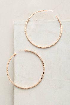 Babbette Hoop Earrings