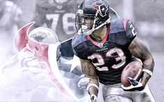 Andre Johnson And Arian Foster Wallpaper- usadress