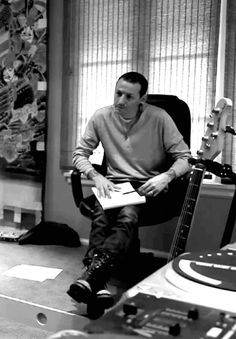 Mike & ChesterBe @ Work 2010