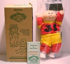 Vintage Cabbage Patch Kid, Coleco 1982, Boy, NEVER OPENED, AMAZING!