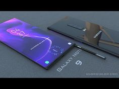 Samsung Galaxy Note 10 - with RAM, Triple AI Camera, Introduction Concept Video Galaxy Note 10, Tech News, Galaxies, Smartphone, Samsung Galaxy, Concept, Youtube, Youtube Movies