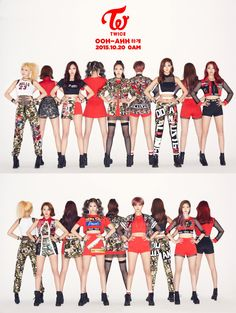 If there's one interesting group that debuted in the KPOP industry in the more recent generation, it would be TWICE. TWICE is a South Korean [. Nayeon, K Pop, Kpop Girl Groups, Korean Girl Groups, Kpop Girls, Mtv, Jyp Fans, Mundo Musical, Twice Group