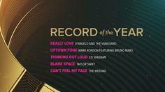 58th Grammy Promos @ City on Behance