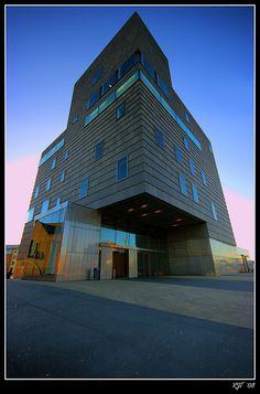 The New Art Gallery Walsall Walsall, Birmingham England, West Midlands, Derbyshire, Bristol, New Art, Wander, United Kingdom, Skyscraper