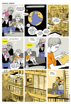 Asaf Hanuka is the genius.