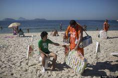 Brazilian Advocates Raise A Stink Over Poor Sanitation At Ipanema Beach (PHOTOS, VIDEO)