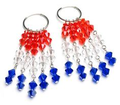 Liberty Earrings | Projects | Create At Cousin
