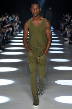 A look from the Alexandre Plokhov Spring 2016 Menswear collection.