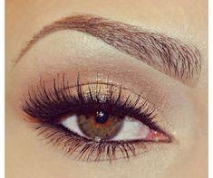 hazel eye makeup for wedding