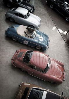 Fast cars Porsche 356 A Great colors on these Luxury Sports Cars, Sport Cars, Vs Sport, Porsche 356, Porsche Cars, Porsche Carrera, Porsche Models, Porsche Classic, Classic Cars