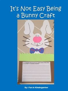 Drama Terms Worksheet Pdf Spring Easter Measurement Worksheet  Free Tpt Products  Mole Fraction Worksheet Word with Finding Equation Of A Line Worksheet Excel Its Not Easy Being A Bunny Craft Study Island Worksheet Answers Pdf