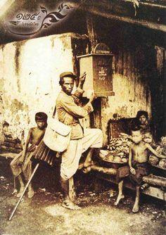 Siam (Thailand) in Rama V period (around 1900s)