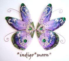 OOAK Fairy Pixie Fantasy Art Doll Enchanted by IndigoMoonWings