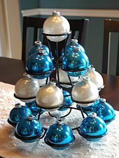 Cupcake Christmas Tree Stand