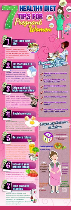 7 healthy diet tips for pregnant women infographic Tips For Pregnant Women, Healthy Diet Tips, Eating Healthy, Healthy Living, Baby Workout, Pregnancy Nutrition, Health And Fitness Tips, Health Tips, Baby Hacks