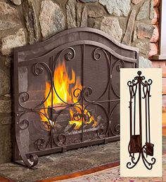 1000 Ideas About Fireplace Guard On Pinterest Childproof Fireplace Baby Proofing Fireplace