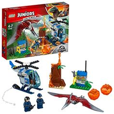 LEGO Junior Pteranodon Escape 10756 Easy Build Japan for sale online Lego Indiana Jones, Halloween Costume Shop, Halloween Costumes For Kids, Legos, Cool Dinosaurs, Lego Juniors, All Lego, Dinosaur Toys, Lego Building
