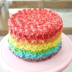 rainbow-cake-4.jpg 1,200×1,200 pixels