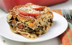 This veggie-loaded sweet potato lasagna is so great you'll want to make a few batches to have on hand or share with friends.
