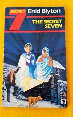 The Secret Seven Enid Blyton first adventure good used condition paperback 1977 The Secret Seven, Enid Blyton, Price Sticker, Conditioner, Baseball Cards, Adventure, Ebay, Adventure Movies, Adventure Books