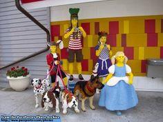 Downtown Disney - Legoland