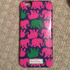 "Spotted while shopping on Poshmark: ""iPhone 6plus lily pulizter case""! #poshmark #fashion #shopping #style #Lilly Pulitzer #Accessories"