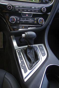 The 2014 Kia Optima facelift has made its public debut this week at New York Auto Show. Kia Optima Interior, Rio 2014, Kia Motors, Kia Rio, Truck Interior, Bad To The Bone, Car Shop, Future Car, My Ride