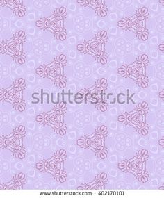 Vintage abstract background wall-paper, lilac. Seamless pattern. Gentle two-color vegetable drawing. Fabric, gift paper, a background for the websites, albums, etc.