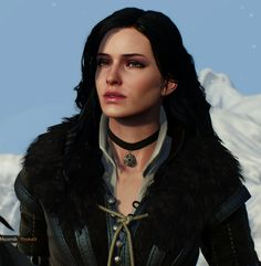 God I love Yennefer