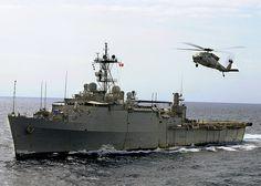 Buque LPD USS Ponce