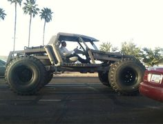 Post with 674 views. Saw this beast rolling by today. Go Karts, Ford Capri, Buggy, Offroader, Modern Contemporary Homes, Lifted Trucks, 4x4 Trucks, Diesel Trucks, Custom Trucks