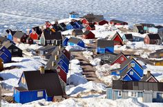 Ittoqqortoormiit, Greenland | 14 Of The Most Remote And Extreme Cities Around The World