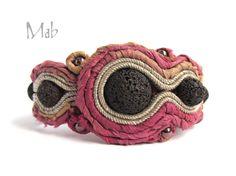 Mab Magdalena Bielska: 09/15/15 Jewlery, Sari, Stone, Earrings, Bracelet, Jewelry, Saree, Ear Rings, Rock