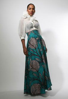 SIKA BOUTIQUE — Spellbound Maxi Skirt