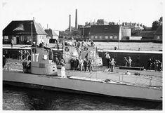 U-Boats ~ U-12 (Type IIB) ~ BFD