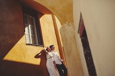 Santorini After Wedding Shoot