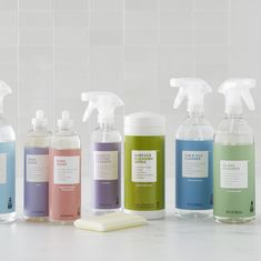 These 6 Eco-Friendly Cleaners Are Our Go-To For Making Your Home Sparkle