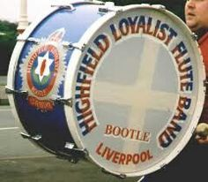 Flute Band, Bootle, remember the run up to the 12th July and the Orange bands marching most weekends