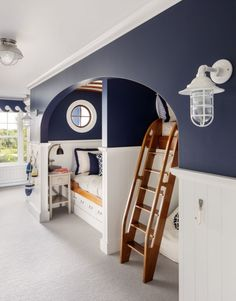 Relaxed Luxury Kids Room