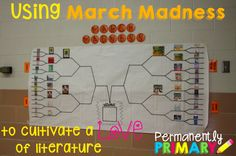 Using March Madness to Cultivate a Love of Literature