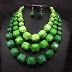 african beads jewelry set 2016 chunky necklaces collier collar nigerian wedding african beads jewelry set crystal choker women