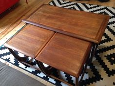 Danish Design Teak Coffee Table And Danishes On Pinterest