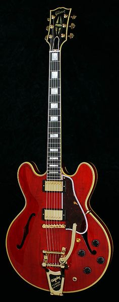 Gibson Memphis Limited Run ES-355 w/Bigsby Sixties Cherry