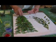 Roz Stanton - Holiday Trees