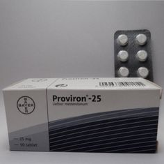 Real Bayer Schering Proviron dosed at 25 mg/tab (Mesterolone). Purchase it on-line in our Store! #proviron #bayer #testosterone #steroids #anabolics