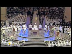 The Pope at Rio - Visit and Holy Mass at the Aparecida - YouTube [Vatican Video]