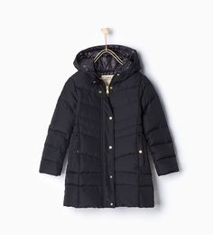 Removable camouflage interior parka-View all-Coats-Girl-Kids | 4-14 years-KIDS | ZARA United States