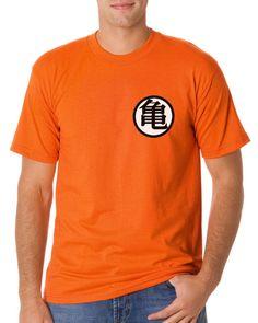 $179.00 Playera o Camistea Dragon Ball traje Goku - Jinx